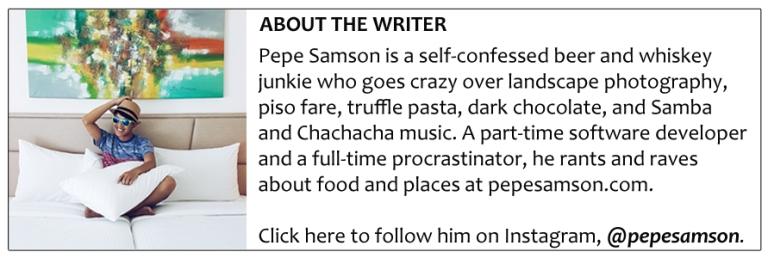 Writer-PepeSamson